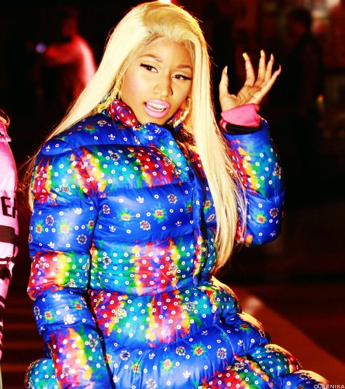 Nicky Minaj!!
