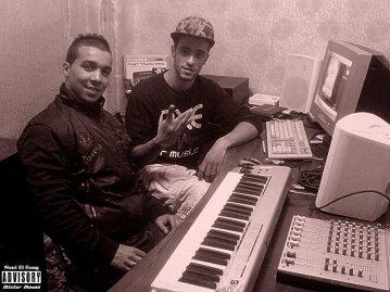 Album سم لكلام / Nani El Gang & Mouad L-Maystro - Jil 2012 - New Album 2012 Mix Maky (2012)