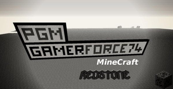 Map MineCraft RedStone a télécharger (Free)