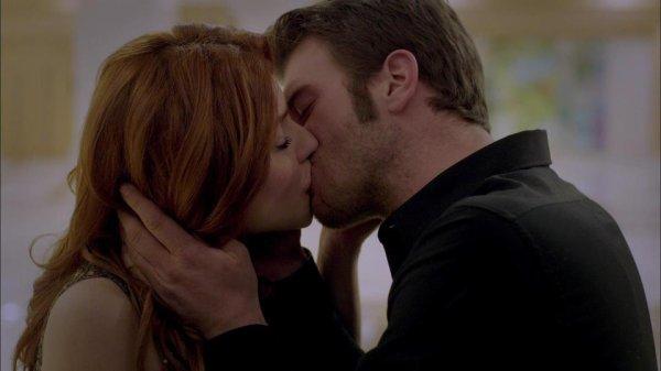 scène de baiser