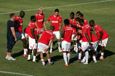 Monaco Gabon match amical
