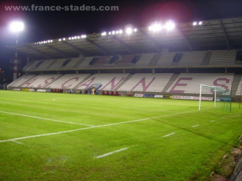 Stade Pierre de Coubertin (12.800 places)