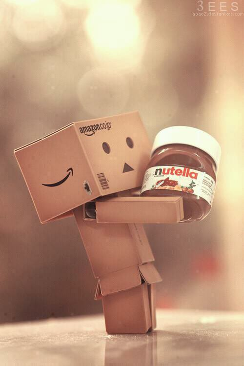I LoVe ... NuTeLlA