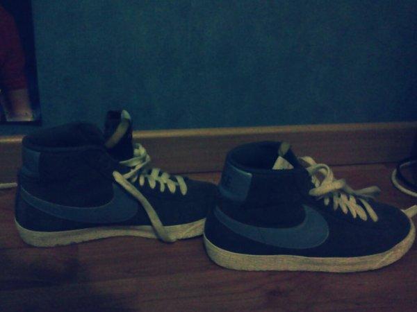 Mes Nike Blazer