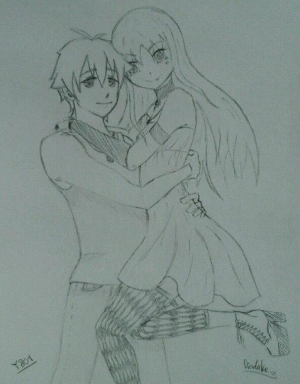 Lia et Takeji