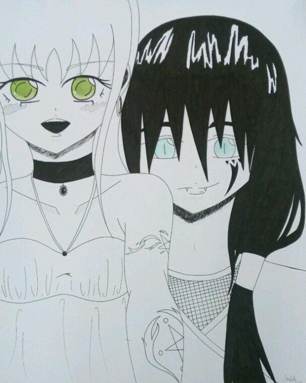 Lia & Hotaru