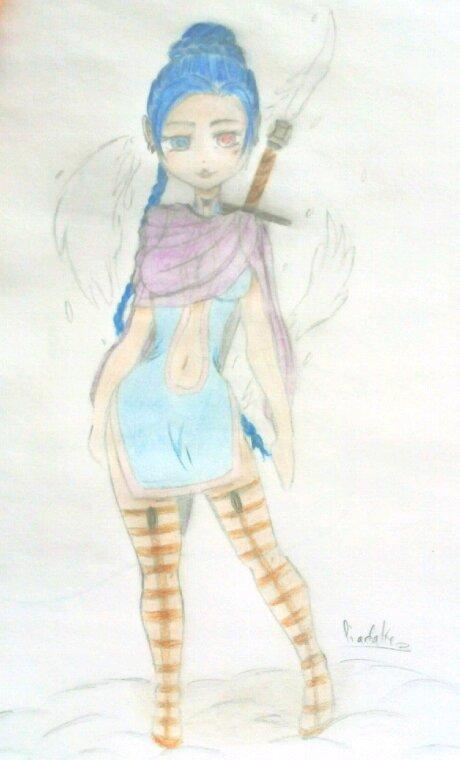 Princesse des glaces, Ame