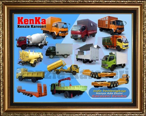Harga Mobil & Truck ( All Type Karoseri )
