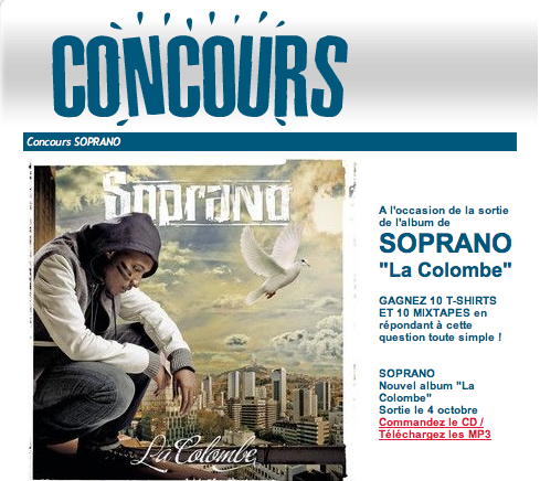 - CONCOURS SOPRANO -      .ıllılı. Facebook Fan Officiel .ıllılı. Profil Facebook Officiel .ıllılı.