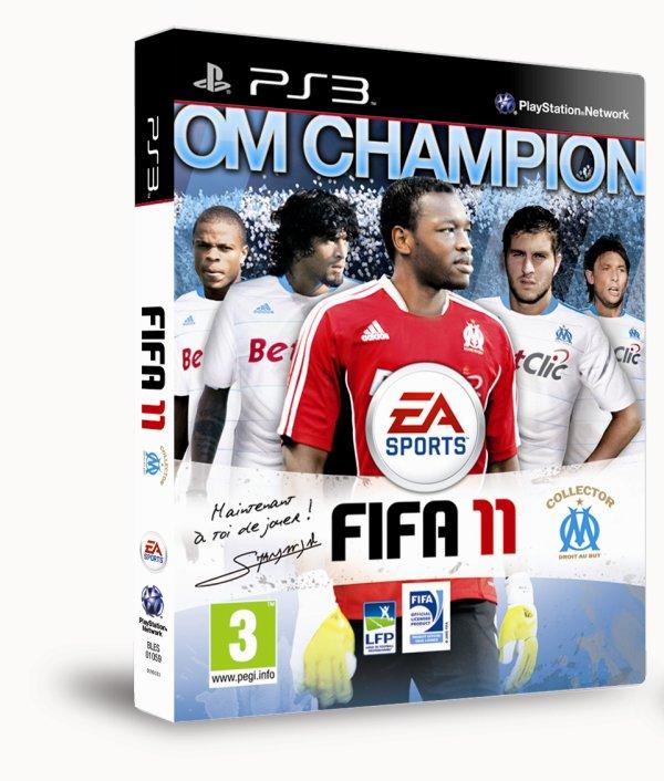 FIFA 11, le meilleur jeu de foot, revient cette année dans une version encore plus réaliste !