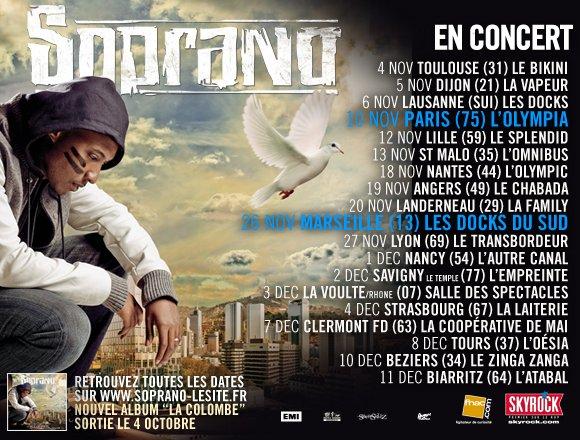 - SESSION INTERVIEW & TOURNEE SOPRANO -      .ıllılı. Facebook Fan Officiel .ıllılı. Profil Facebook Officiel .ıllılı.