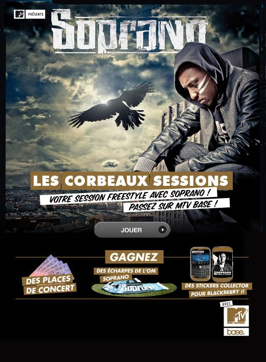 CORBEAU SESSION