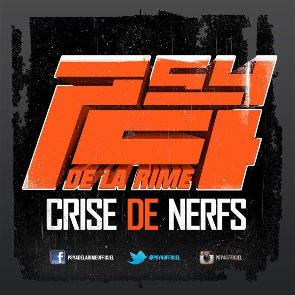 """""""CRISE DE NERFS"""", 1er EXTRAIT DU NOUVEL ALBUM DES PSY 4 DE LA RIME .ıllılı. Facebook Fan Officiel .ıllılı. Twitter Officiel .ıllılı."""