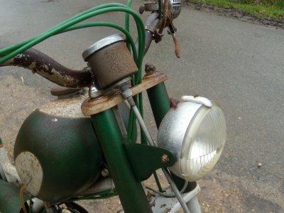 cyclomoteur  LOUVET
