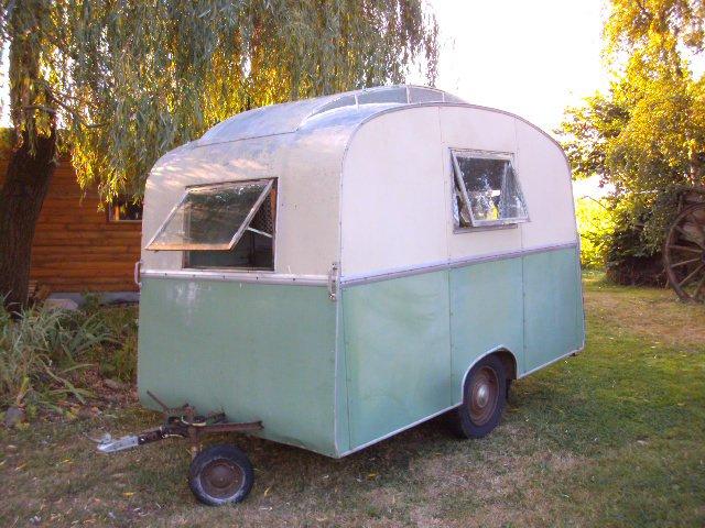 caravane  1950