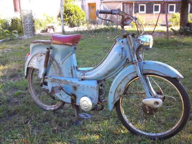 cyclomoteur FLANDRIA