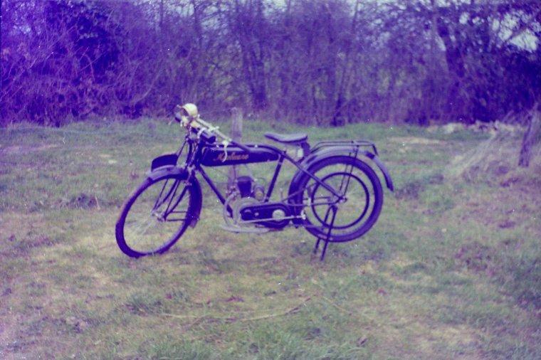 MOTOBECANE  MB 2  de 1927