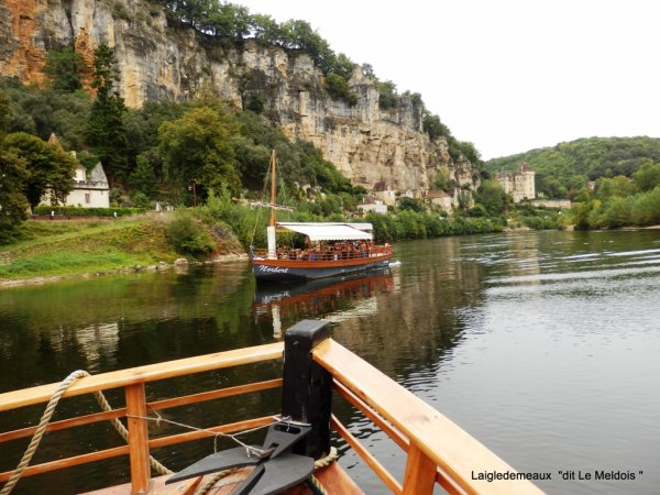 """a travers le trou de l'objectif  """" La Dordogne """""""