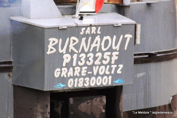 """a travers le trou de l'objectif """" Le Burnaout """""""