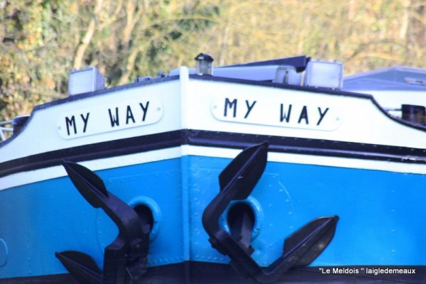 "a travers le trou de l'objectif ""Le My Way"" 09/02/2015"