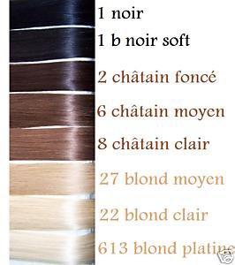 Palette Couleur Des Cheveux Coiffures élégantes 2018