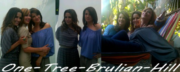 Sophia & Austin au Montblanc 24 Hour Plays + Sophia dans Coco Eco magazine