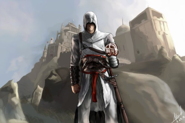 Présentation Altaïr et Malik