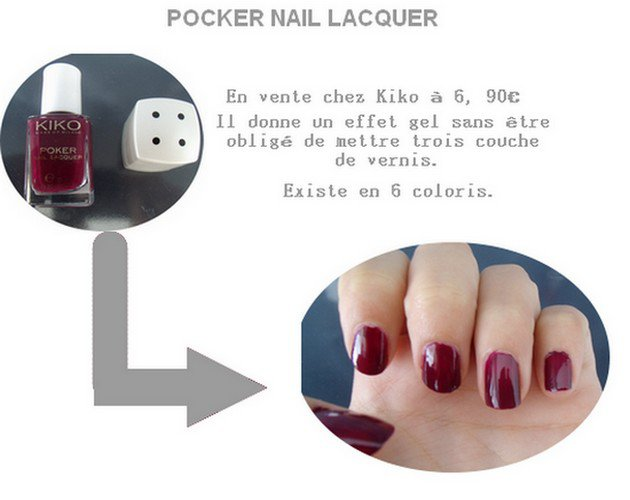 Nouvelle collection Vernis Kiko