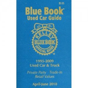Nada Blue Book