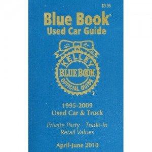 Nada Blue Book