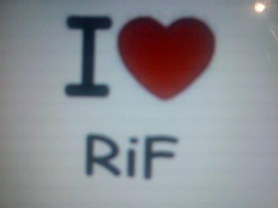 i love rif
