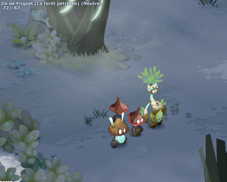 Les 2 teams Allister Dofus