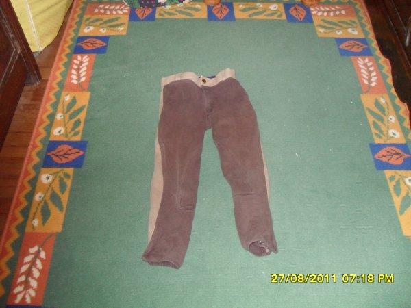 Pantalon pour monter