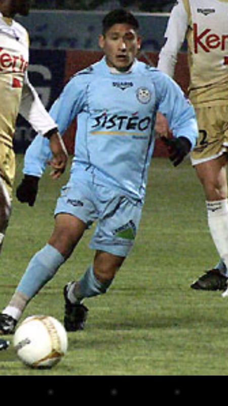Maillot Tours Fc domicile saison 2007-08 D.Gomez