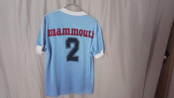 Maillot Tours Fc domicile D2 saison 1986-87