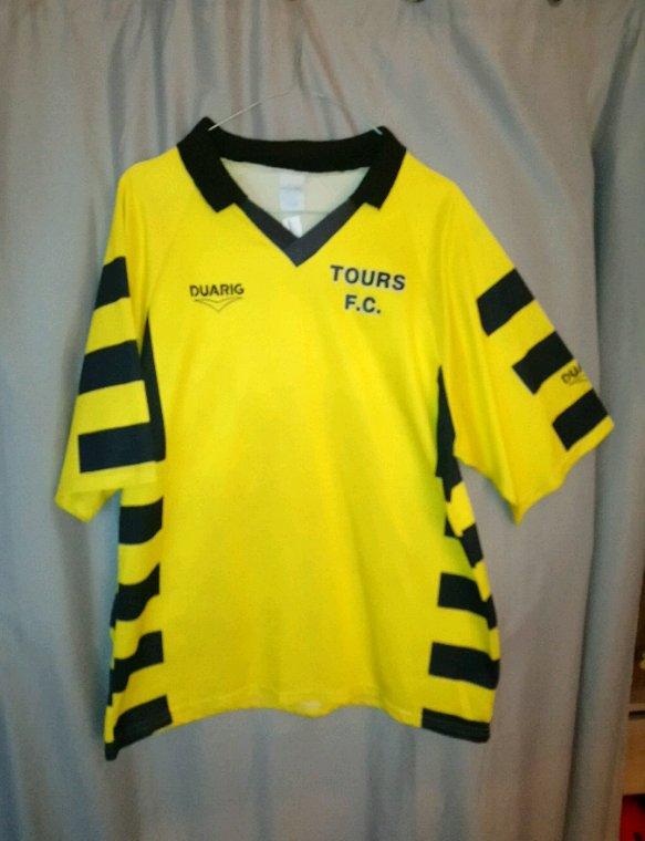 Maillot Tours Fc extérieur saison 1993-94