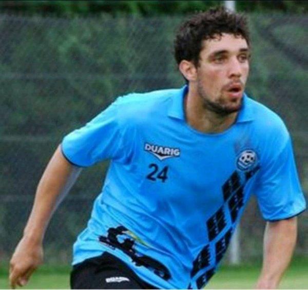 Maillot d'entraînement saison 2012-13 porté par C. Fabre