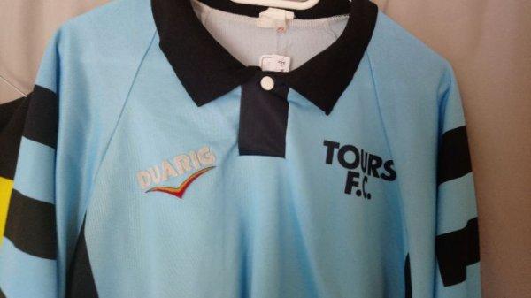 Maillot Tours Fc domicile saison 1993-94