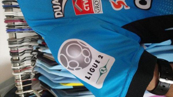 Maillot Tours Fc domicile saison 2013 2014 X. Tomas