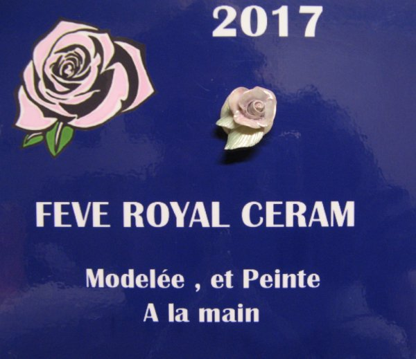 ROSE  2017  Royal Céram