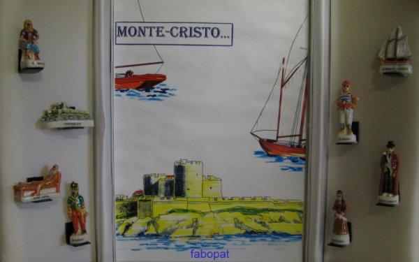 MONTE -  CRISTO  1998  Arguydal