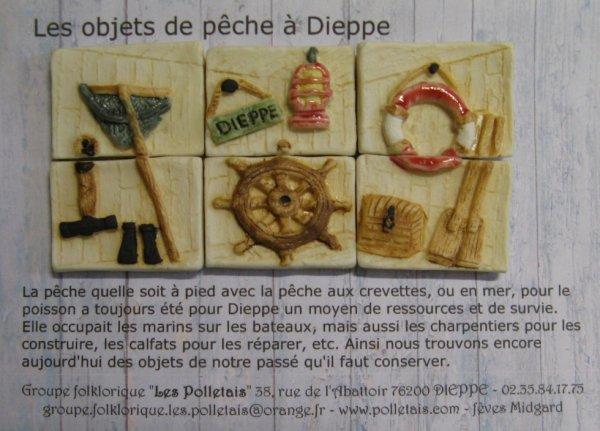 CABANE DE PECHEUR - DIEPPE  2015  Midgard
