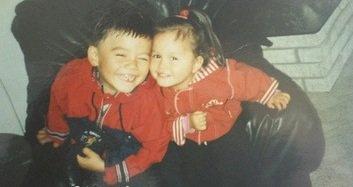 Mon jumeau, mon frère, mon sang ♥