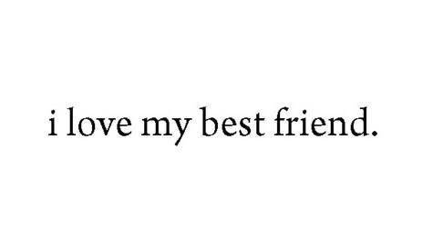 Une meilleure amie, c'est une soeur que la vie a oublié de vous donner. ♥ ♥