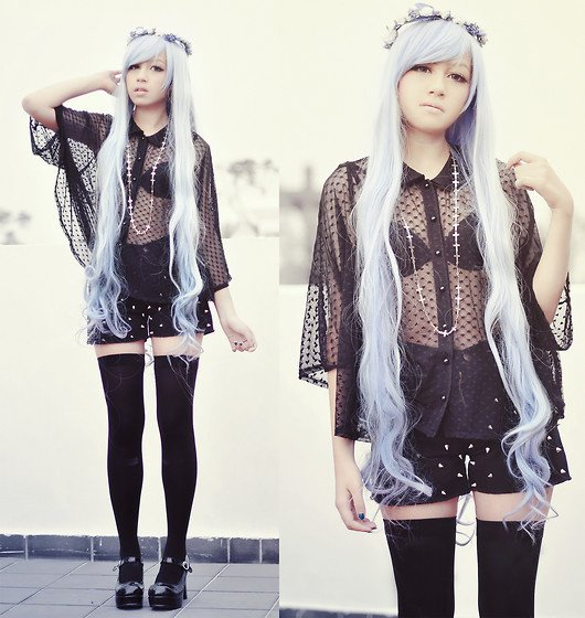 Pastel Goth!