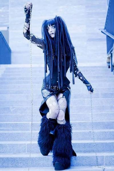 Cyber Goth!