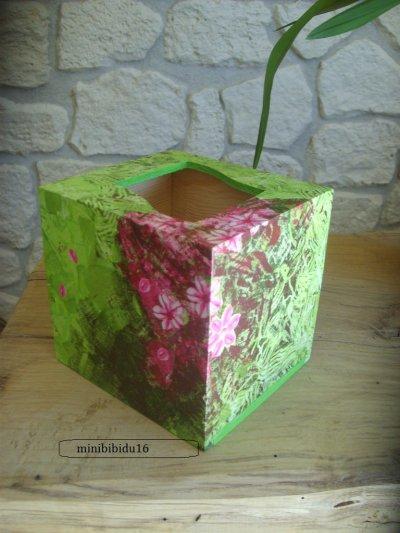 Boîte à mouchoirs
