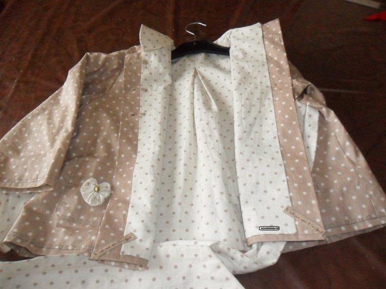 Petite veste