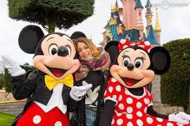 Vilu a Disney Land .!