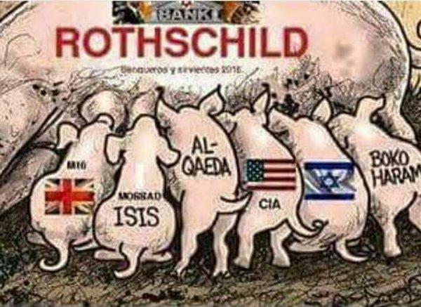 Les COMPLOTs,  massacre du monde entier en bref, comment repéré les illuminatis